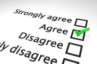 Agreement survey