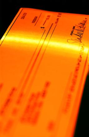 Bank-check-scanning